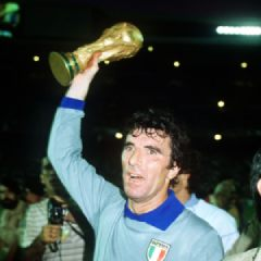Dino Zoff is one of the greatest goalkeepers of all time