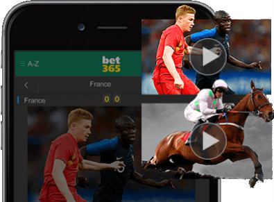 Betting apps with live streaming service