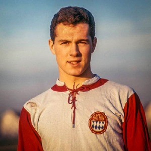 Franz Beckenbauer is also known as 'The Kaiser'