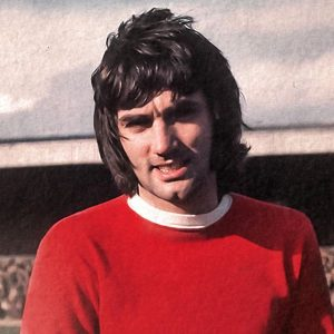George Best has won 1968's Ballon d'Or