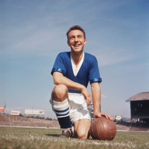 Jimmy Greaves is one of the greatest goalscorers