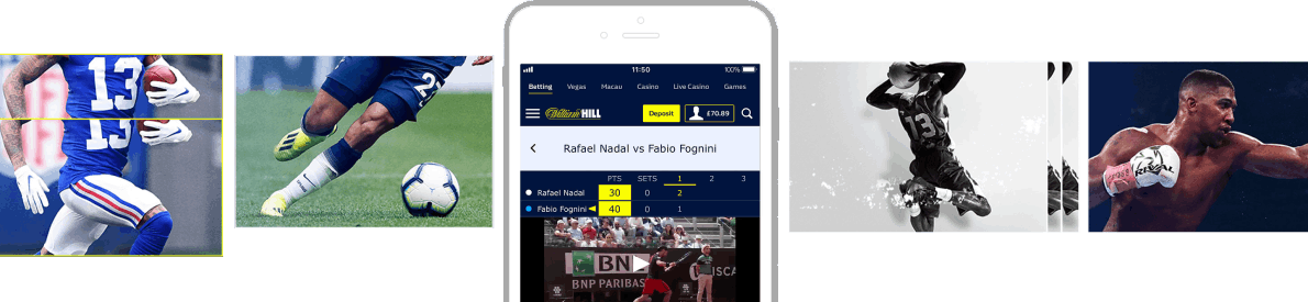 Football betting sites with live streaming