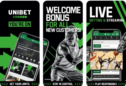 Unibet mobile betting app